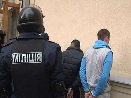 Затримали двох організаторів масових заворушень у Харкові