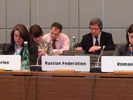 Росія заблокувала розгляд української скарги в ОБСЄ