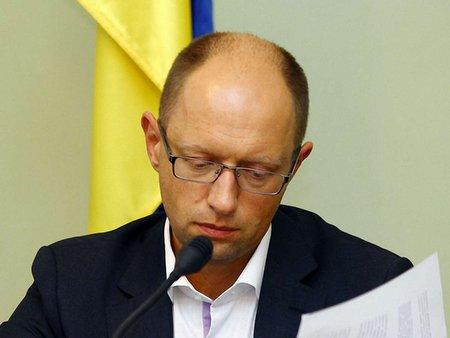 Яценюк пригрозив міністрам звільненнями за бездіяльність