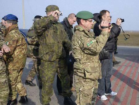 Росія закликає сепаратистів звільнити спостерігачів ОБСЄ