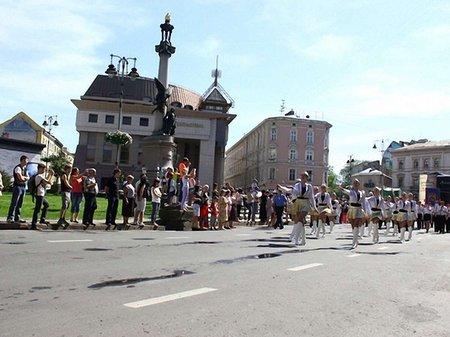 Оновлена програма святкування Дня Львова 2-4 травня