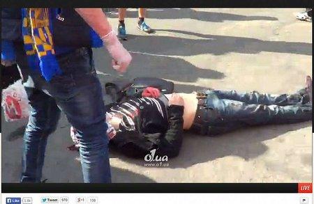 Сутички в Одесі: загинув проукраїнський активіст