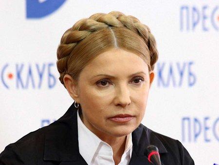 Тимошенко: Люди Порошенка щодня пропонують мені знятися з виборів
