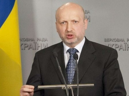 Турчинов: ЗСУ захопили всі опорні пункти терористів у Слов'янську