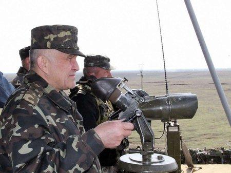 Турчинов призначив нового командувача Сухопутних військ