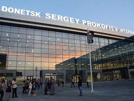 Донецький аеропорт відновив роботу