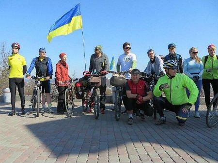 11 травня стартує велопробіг Львів-Одеса