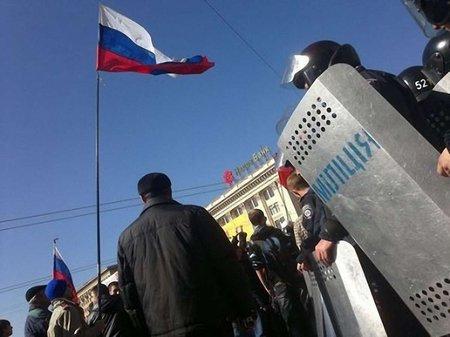 Південним сходом прокотяться мітинги за федералізацію України