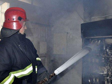 У Львові в житловому будинку згорів чоловік