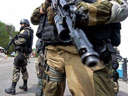 Трьох сепаратистів, які здали зброю, прокуратура амністувала