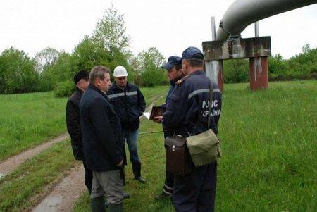 В СБУ вибух поблизу газопроводу на Прикарпатті вважають терактом