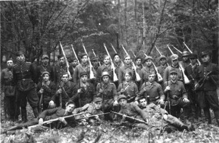 На Тернопільщині знайшли архів ОУН 1940-х років