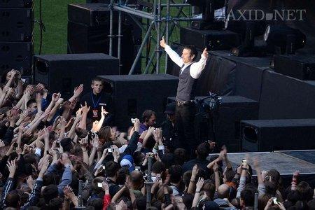 На львівський концерт «Океану Ельзи» залишились найдорожчі квитки