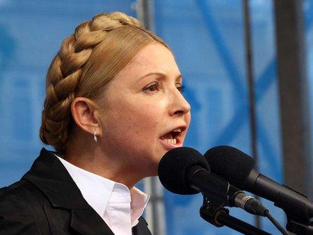 Персональну відповідальність за події в Україні несе Путін, – Тимошенко