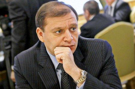 Добкін не має нічого проти перемоги Порошенка на виборах