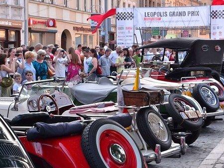 У кінці червня Львів прийматиме V фестиваль Leopolis Grand Prix