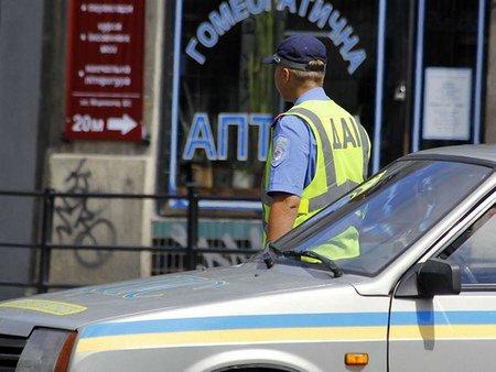 На Львівщині за тиждень виявили понад 60 п'яних водіїв