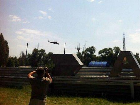 Силовики нанесли авіаудар по терористах у Донецькому аеропорту