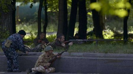 АТО у Донецьку продовжується, сепаратисти почали відступати