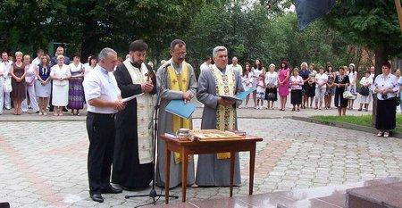 У Дрогобичі на Львівщині завершився піврічний молитовний Майдан