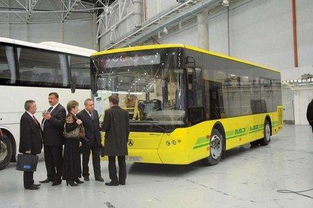 ЛАЗ у 2015 році побудує завод в Бразилії