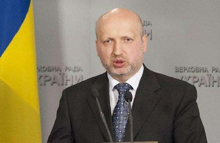 Турчинов привітав Порошенка з перемогою на президентських виборах