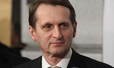 Голова Держдуми РФ назвав українські вибори недемократичними
