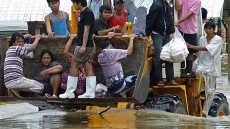 Від повені у Таїланді загинуло понад 500 осіб