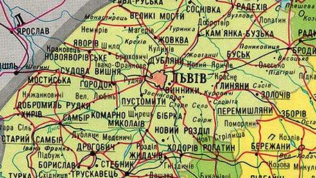 На Львівщині апробовано новий туристичний маршрут