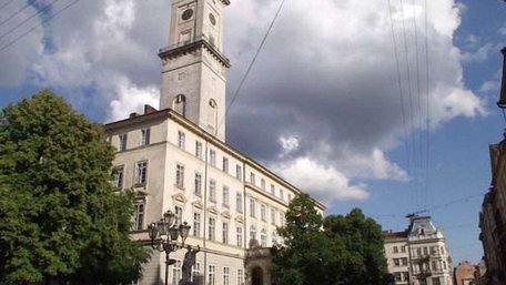 У Львові після реставрації відкрили оглядовий майданчик Ратуші