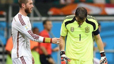 ЧС-2014: скромна перемога Мексики і «похорон» збірної Іспанії