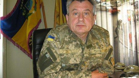 Микола Садовський очолив Львівський обласний військкомат