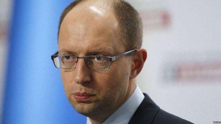 Яценюк запропонував новий переговорний формат щодо Донбасу