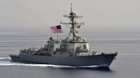 До Чорного моря увійшов есмінець ВМС США