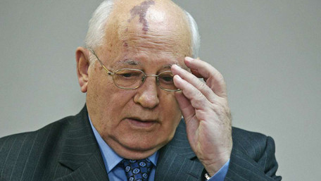 Михайло Горбачов потрапив у ДТП в Москві