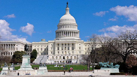 У Вашингтоні Білий дім, Мін'юст і Капітолій залишилися без електрики