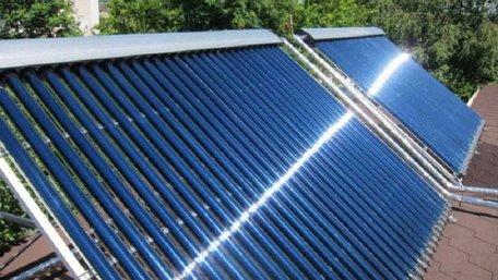 У Львові запантентували сонячний колектор, здатний обігріти дім