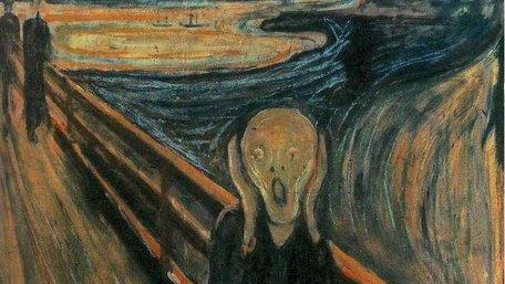 «Крик» Мунка анімували під пісню Pink Floyd