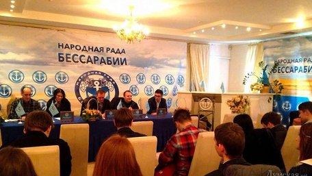 В Одесі міліція завадила неузгодженому мітингові «Народної ради Бессарабії»