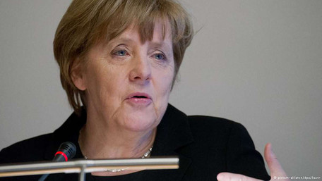 Меркель заговорила про створення зони вільної торгівлі з Росією