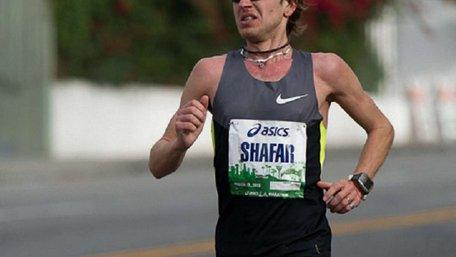 Українець ввійшов до десятки кращих Бостонського марафону