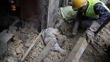 У Непалі сталися ще два землетруси силою 6,7 і 5 балів