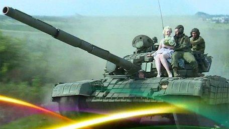У «ДНР» виходить любовне телешоу, озвучене Чичеріною
