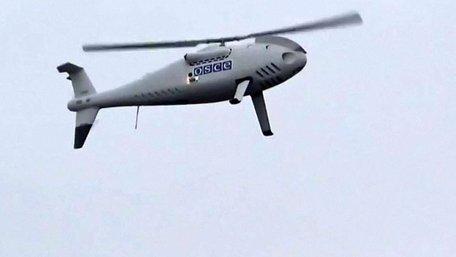 Безпілотники ОБСЄ зафіксували більше 150 одиниць бронетехніки бойовиків на Донбасі