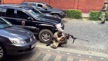 Двоє бійців ПС під Мукачевим взяли в заручники 6-річного хлопчика
