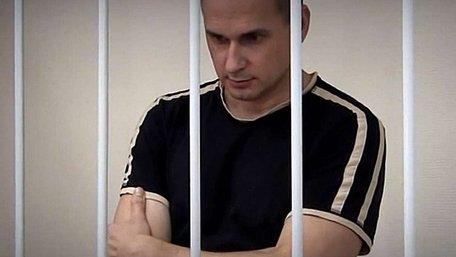 Правозахисники запустили сайт на підтримку Олега Сенцова