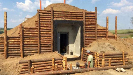 «Львівські фортеці» на сході України майже готові до використання