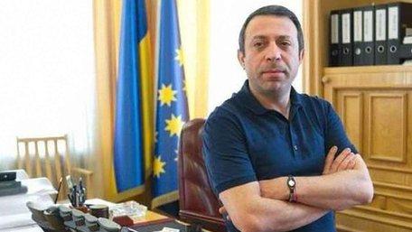 Корбан відмовився від посади голови політради партії «Укроп»