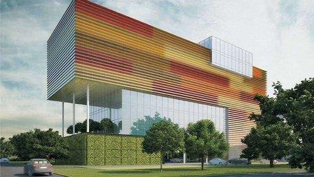 У Львові показали, як виглядатиме майбутній інноваційний офісний центр для ІТ-працівників