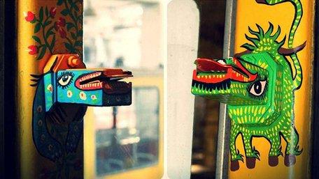 У львівських трамваях креативно оформлять компостери